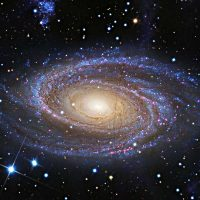 M81 and Arp's Loop